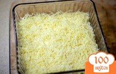 Фото рецепта: «Слоеный салат с курицей и грибами»