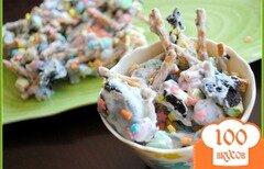 Фото рецепта: «Съедобные гнезда»