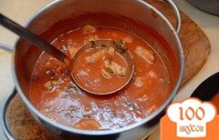 Фото рецепта: «Суп рыбный «Марсельская уха»»