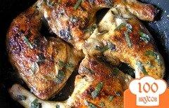 Фото рецепта: «Курица с паприкой и базиликом»