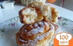 Фото рецепта: «Роллы с абрикосовым джемом»