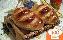Фото рецепта: «Пирожки с повидлом»