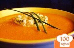 Фото рецепта: «Суп-пюре из перца»