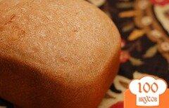 Фото рецепта: «Цельнозерновой хлеб для сэндвичей»