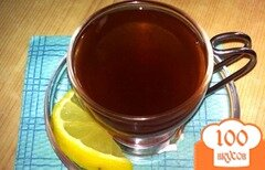 Фото рецепта: «Пунш лимонный»