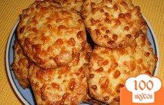 Фото рецепта: «Домашнее сырное печенье»