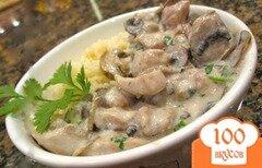 Фото рецепта: «Белые грибы в мультиварке»