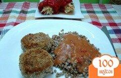 Фото рецепта: «Котлеты домашние (бабушкин рецепт)»