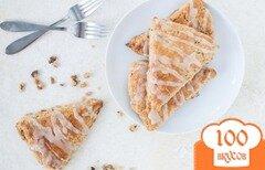 Фото рецепта: «Ореховое печенье»