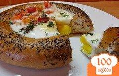 Фото рецепта: «Студенческая пицца»