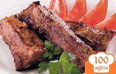 Фото рецепта: «Ребрышки на мангале»