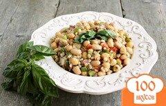 Фото рецепта: «Тосканский фасолевый салат»