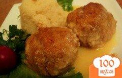 Фото рецепта: «Нежные куриные котлеты»