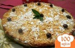 Фото рецепта: «Варшавский яблочный пирог»