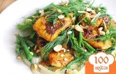 Фото рецепта: «Жареная рыба по-вьетнамски»