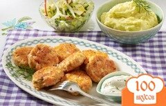 Фото рецепта: «Рыбные фрикадельки»