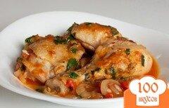 Фото рецепта: «Чахохбили из курицы»