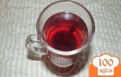 Фото рецепта: «Согревающий красный чай с гвоздикой»