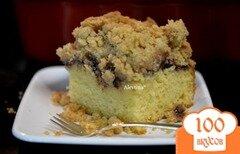 Фото рецепта: «Нью-Йорк кофе кекс»