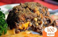 Фото рецепта: «Митлоф с сырно-грибным вкусом»