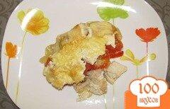 Фото рецепта: «Судак с картофелем»