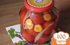 Фото рецепта: «Маринованные помидоры.»