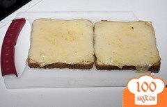 Фото рецепта: «Тосты с сыром»