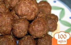 Фото рецепта: «Мясные фрикадельки»