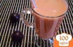 Фото рецепта: «Натуральный сливовый сок»