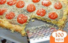 Фото рецепта: «Пирог с помидорами»