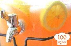 Фото рецепта: «Персиковый лимонад»