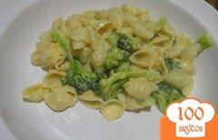 Фото рецепта: «Сливочная паста с брокколи»