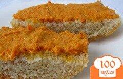 Фото рецепта: «Паштет и селедки с морковью»