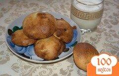 Фото рецепта: «Творожные булочки за 7 минут»