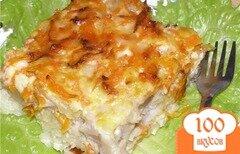 Фото рецепта: «Морской язык с картофелем»