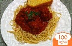 Фото рецепта: «Соус для спагетти»