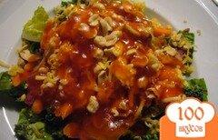 Фото рецепта: «Соус Магнолия для салатов»