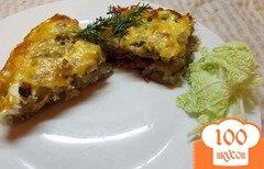 Фото рецепта: «Слоеная запеканка из фарша и картофеля»