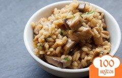 Фото рецепта: «Ризотто с грибами»