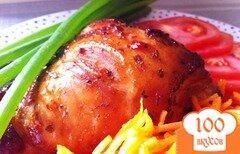 Фото рецепта: «Курица в меду и аджике»