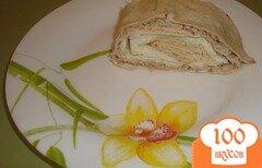 Фото рецепта: «Мимоза в лаваше»