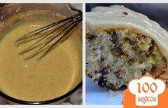 Фото рецепта: «Крем кефирный для сладких пирожных и кексов»