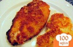 Фото рецепта: «Куриные отбивные в панировке»