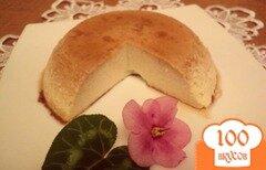 Фото рецепта: «Десерт Latte imperiale или птичье молоко»