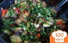 Фото рецепта: «Рагу из овощей»