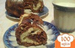 Фото рецепта: «Кекс на майонезе»