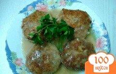 Фото рецепта: «Котлеты с картофелем»