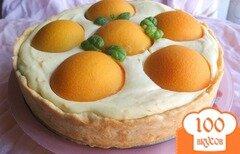 Фото рецепта: «Творожный пирог в мультиварке»