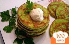 Фото рецепта: «Оладьи из брокколи»