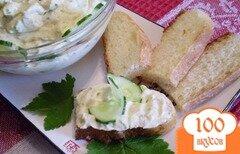 Фото рецепта: «Сырная паста для бутербродов»